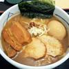 ราเมนหมูตุ๋นจากร้าน menya musashi bukotsu