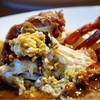 Deep-fried Soft Shell Crab คาเรไรซ์หน้าปูนิ่มทอดกรอบ