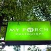 My Porch Restaurant And Music สุขุมวิท ซ.39