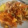 อ้นผัดไทยไข่ปูต้นตำรับ
