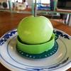 ราคาแรงแต่ก็อร่อยแรงอีกเช่นกัน รูปทรงเป็นแอปเปิ้ลเขียว