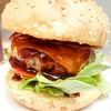 BBQ Pork Burger (165THB)