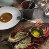 Grilled Lobster Garlic Butter