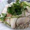ข้าวมันพริกไทยดำ ไก่เนื้อสะโพก