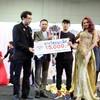 แชมป์ผมประเทศไทย 2017 ประเภท เซ็ททรงฟาร่าห์