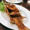 อันนี้ชอบสุด เนื้อปลาสด และหวานมาก ทานกับน้ำจิ้มของทางร้าน โอยยยยฟิน สนนราคา 350