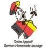 Guten Appetit German Homemade sausage
