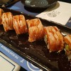 Salmon Foie Gras Roll