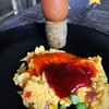ไข่คน ไข่ต้ม 1 ดาว : พ่อค้าหน้าตูดทำไรก็เหมือนอารมณ์ เขี่ยให้หมากิน
