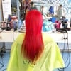 สีแดงสด