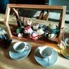 Mrs. Mew Tea Set 430 บาท