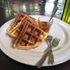 Waffle 90 บาท