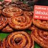 ร้านไส้อั่วแม่อัมพร (ป้าสร้อย) ตลาดทุ่งเกวียน ลำปาง