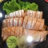 ท้องปลาแซลมอน