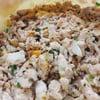 ข้าวผัดไก่พริกไทยดำ