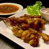 Chicken Satay. (ราคา 100 บาท)