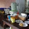 มุมอาหารเช้า บริการตัวเอง