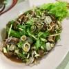 ยำหอยแครงให้หอยเยอะมาก หอยตัวใหญ่ สด หวาน ยำได้แซ่บ