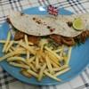 เมนูอาหาร Mexican เครื่องเทศแบบแม็กซิก้น เสริฟ พร้อม Guacamole ( อโวคาโดซัลซ่า )