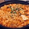 อาหารเกาหลี BaanOppa งามวงศ์วาน