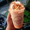 Thai Tea Frappe. (ราคา 35 บาท)