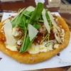 แป้ง cabuto +Ham+italian Sausage +cheese