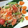 S03 ตำไทยไข่เค็ม (Somtamthai + Salted Egg)