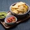 Guacamole and Nachos at THB 290