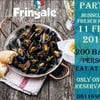 Mussels from Malaysia Promotion on February 11th, 2018.