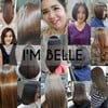 I'M BELLE haircut &make up