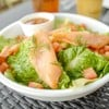 Spicy Smoked Salmon Salad (295THB)