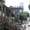 มองจากสถานีรถไฟฟ้าเห็นชัดเจน