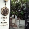 Farm to Table ปากตลองตลาด