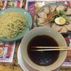 ชาชูมันน้อย กับเส้นเหนียวกำลังดี กินกับน้ำซุปเย็นรสชาติกลมกล่อมติดเปรี้ยวเล็กๆ