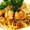 สปาเก็ตตี้ซอสกุ้ง Spaghetti Shrimp Sauce Oak Wine Valley@Sukhumvit 50 0917650