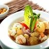 Spicy Pomelo Salad with Shrimps  Oak Wine Valley @ Sukhumvit 50 091-765-0008