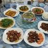 อาหารแบบชุด โต๊ะ1500฿ สำหรับ10คน อาหาร8อย่าง+หมั่วโถว+ข้าว รวมน้ำดื่ม(เฉพาะน้ำเป