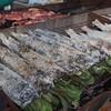 บรรยากาศ ร้านปลาเผาสุวรรณภูมิ ป้าผัน (ขายรอบเย็น) เทเวศร์