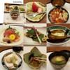 เมนูของร้าน Tensui