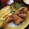 เมนูของร้าน Piri-Piri Flaming Chicken สยามพารากอน