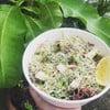 Barefood rice meal##1