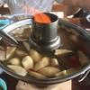 กุ้งเผา2 น้ำปิงรีสอร์ท
