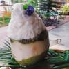 Coconut Bingsu (White)