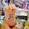 PABLO Thai Tea Smoothie ที่ ร้านอาหาร Pablo Central Pinklao