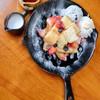 Strawberry Toast ที่ ร้านอาหาร Gufo House plazalagoon