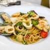 Spaghetti Kee Mao Talay (265THB)