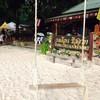 ที่พักติดชายหาด น้ำทะเลใสสะอาด