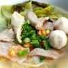 ก๋วยเตี๋ยวผักกาดดองต้มซุบหวานกะดูกคู่กับความเปรี้ยวเบาๆของผักกาดดองลงตัวสุดๆ