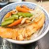 ข้าวหน้าปลาแซลมอนเทริยากิ (199THB)