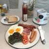 อาหารเช้า แบบ อเมริกัน